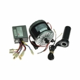 24 Volt 300 Watt Motor, Controller, & Throttle Kit