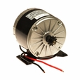 24 Volt 300 Watt MY1016 Electric Motor with 11 Tooth #25 Chain Sprocket (MY1016)