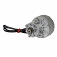 "24 Volt 450 Watt Gear Reduction Electric Bike Motor with 9 Tooth 1/8"" Bicycle Chain Sprocket (Currie Technologies)"