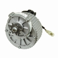 24 Volt 450 Watt Gear Reduction Motor with 9 Tooth 420 Chain Sprocket (MY1018)