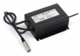 24 Volt 5.0 Amp On-Board Battery Charger with Round Plug for the Invacare Pronto M91 Power Chairs (OEM)
