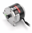 24 Volt 500 Watt XYD-6B Electric Motor with 11 Tooth #25 Chain Sprocket (Currie Technologies)