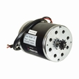 24 Volt 500 Watt Electric Motor with 11 Tooth #25 Chain Sprocket (MY1020)