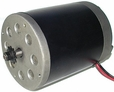 24 Volt 500 Watt Electric Motor with 8 mm 05T 11 Tooth Chain Sprocket (MY1020)