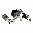 24 Volt 500 Watt Motor, 5-Pin Controller, & Throttle Kit
