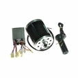 24 Volt 500 Watt Motor, Controller, & Throttle Kit