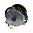 24 Volt 750 Watt Electric Motor with 11 Tooth #25 Chain Sprocket (Currie Technologies)