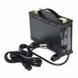 24 Volt 8 Amp AGM/GEL XLR Connector Battery Charger for Invacare Power Chairs (UPG)