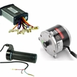 24 Volt 900 Watt Motor, Controller, & Throttle Kit