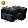 24 Volt U1 Battery Pack for the Jazzy 1113