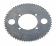 "#25 Chain Sprocket with 65 Teeth & 2-9/16"" Mounting Hole Circle (x4 Holes)"