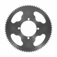"#25 Chain Sprocket - 80 Tooth - 2-9/16"" Mounting Hole Circle (x4 Holes)"