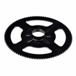 #25 Chain Sprocket - 90 Tooth - Single Threaded Mounting Hole