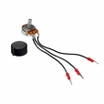 25K Ohm Speed Potentiometer (Speed Pot) with Soft Grip Knob for the Pride Celebrity X (SC400/SC440), Celebrity XL (SC445), and Hurricane (PMV500)