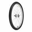 "26"" Front Wheel Assembly for eZip and IZIP Mountain-Style Electric Bikes"