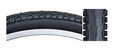 "26""x1.95"" Black City Komfort Bicycle Tire (Sunlite)"