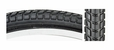 "26""x1.95"" Black Komfort Bicycle Tire (Sunlite)"