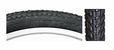 "26""x2.125"" Black Cruiser 927 Bicycle Tire (Sunlite)"
