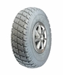 "3.00-4 (10""x3"", 260x85) Flat-Free Drive Wheel Assembly for Jazzy Select - Manufactured between Feb. 2006 & Feb. 2010"