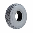 """3.00-4 (10""""x3"""", 260X85) Foam-Filled Mobility Tire (2-3/4"""" Bead Width) with Durotrap C9210 Tread (Primo)"""