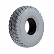 "3.00-4 (10""x3"", 260X85) Foam-Filled Mobility Tire (2-3/4"" Bead Width) with Durotrap C9210 Tread (Primo)"
