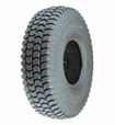 "3.00-4 (10""x3"", 260X85) Foam-Filled Mobility Tire with Powertrax C248 Tread (Primo)"