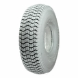 "3.00-4 (10""x3"", 260X85) Foam-Filled Mobility Tire with Traction Tread (Kenda)"