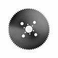 #35 Chain Sprocket - 70 Tooth - Rear Sprocket for the Baja Doodle Bug (Blitz, Dirt Bug, Racer)