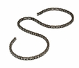 #35 Open Loop Chain - 3 Feet (96 Links) with Master Link