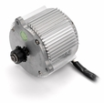 36 Volt 1000 Watt Electric Motor with 15 Tooth #25 Chain Sprocket (Currie Technologies)