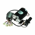 36 Volt 1000 Watt Motor, Controller, & Throttle Kit