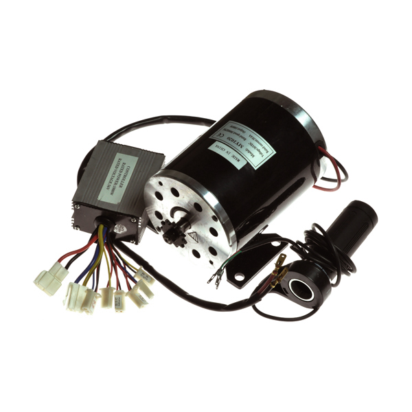 36 Volt 1000 Watt Motor Controller Amp Throttle Kit