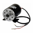 36 Volt 1000 Watt Motor with 11 Tooth 8 mm 05T Chain Sprocket & Mounting Bracket (MY1020)