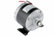 36 Volt 350 Watt Electric Motor with Mounting Bracket and  11 Tooth #25 Chain Sprocket (MY1016)