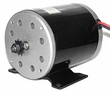 36 Volt 350 Watt Electric Motor with Mounting Bracket and #25 Chain Sprocket (MY1020)