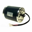 36 Volt 500 Watt MY1020 Electric Motor with #25 Chain Sprocket