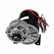 36 Volt 600 Watt MY1020Z Gear Reduction Electric Motor with 10 Tooth #40 Chain Sprocket and Bracket