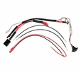 36 Volt Battery Wiring Harness with Charge Inhibitor for eZIP 1000, IZIP I-1000, Schwinn ST1000