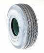 4.10/3.50-4 Foam-Filled Mobility Tire with Sawtooth Tread (Cheng Shin)