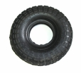 4.10/3.50-4 Scooter & Mini ATV Tire with Knobby Tread