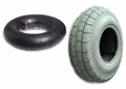 4.10x3.50-5 Mobility Tire and Tube Set with Homer Tread
