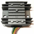 4-Pin 1-Plug Rectifier (Voltage Regulator) for GY6 150cc Scooter Engines