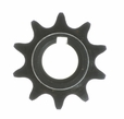 420 Chain 10 Tooth Sprocket for the Baja Mini Bike MB165 & MB200 (Baja Heat, Mini Baja, Baja Warrior)
