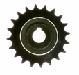 420 Chain 20 Tooth Sprocket for 163cc 5.5 Hp & 196cc 6.5 Hp Go Cart (Go Kart) Engines
