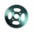 "420 Chain Sprocket - 50 Tooth - 2-1/4"" Mounting Hole Circle (x4 Holes)"