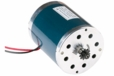 48 Volt 1000 Watt Electric Motor with 11 Tooth 8 mm 05T Chain Sprocket (MY1020)