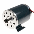 48 Volt 1000 Watt Electric Motor with Mounting Bracket and 11 Tooth 8 mm 05T Chain Sprocket (MY1020)