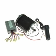 48 Volt 500 Watt Motor, Controller, & Throttle Kit
