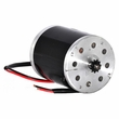 48 Volt 750 Watt Electric Motor with 11 Tooth 8 mm 05T Chain Sprocket (MY1020)