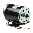 48 Volt 750 Watt Electric Motor with Mounting Bracket and 11 Tooth #25 Chain Sprocket (MY1020)